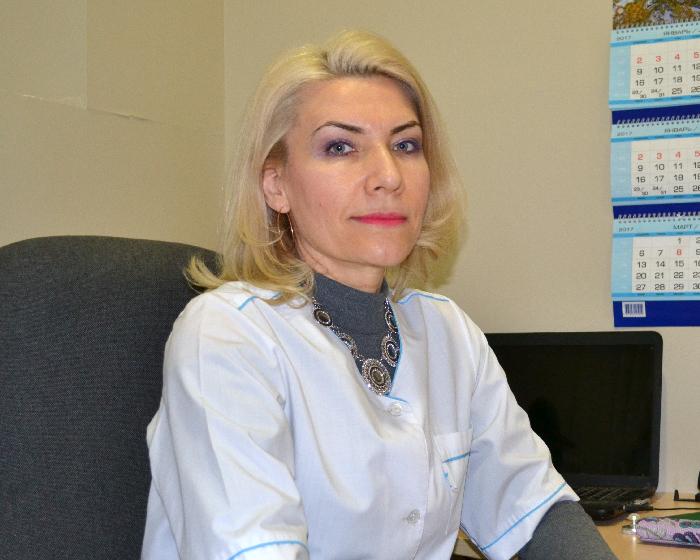 Демидова Нина Николаевна